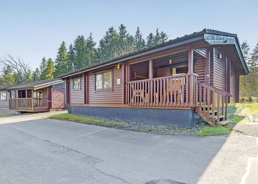 Kielder Waterside Lodges